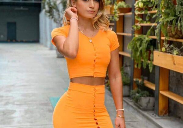 Michela Elías es de CONNY